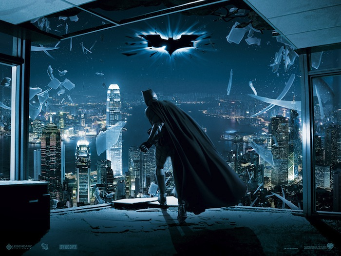 Why Do We Fall Batman Quote Loft Wallpapers